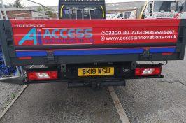 Access Innovations UK truck